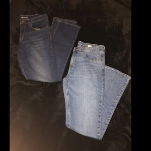 Old Navy Straight Fit Jeans